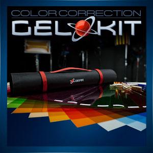 Color Correction Gel Kit