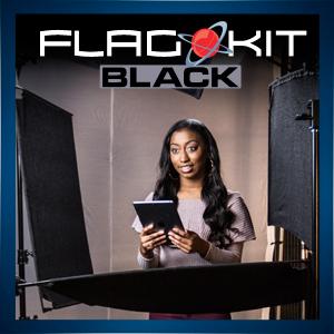 Flag Kit Black